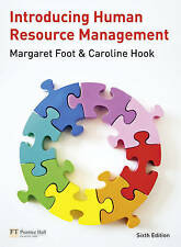 Introducing Human Resource Management by Caroline Hook, Margaret Foot (Paperback