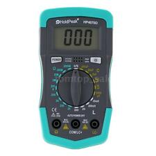 Digital Multimeter LCR Resistance Capacitance Inductance Meter+Test Probes 8ZC1