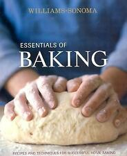 Williams-Sonoma Essentials of Baking by Burgett, Cathy, Elinor Klivans