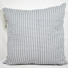Oake 100% Linen Decorative Pillow Navy Blue 20 x 20 A487