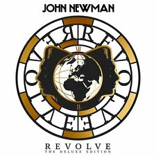 JOHN NEWMAN - REVOLVE: DELUXE EDITION CD ALBUM (Released October 16 2015)