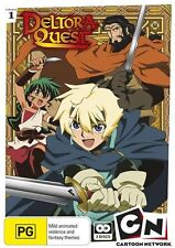 Deltora Quest: Lief's Adventure Begins (Collection 1) - Shadow Lord DVD NEW