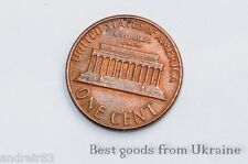 1 cent 1982 American coin Usa money