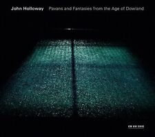 NEW Pavans And Fantasies From The Age Of Dowland by John Holloway... CD (CD)
