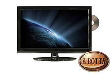 """Televisore Combo TV con DVD Full HD 22"""" pollici AKAI AKTV225D - 12 Volt Camper"""