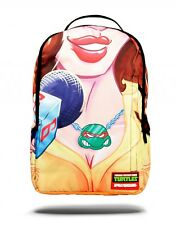 SPRAYGROUND TMNT APRIL O NEIL TEENAGE MUTANT NINJA TURTLES URBAN BACKPACK LAPTOP