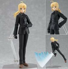 Anime Fate/Zero Ver. Saber Figma 126 Action Figure New in Box