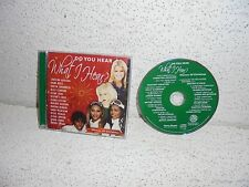 Do You Hear What I Hear? Women of Christmas Compilation CD Compact Disc