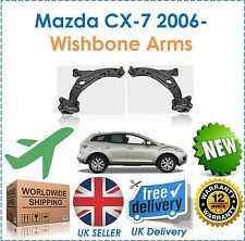 Fits Mazda CX-7 2006- Front Lower Right & Left Hand Wishbone Arms x2 NEW