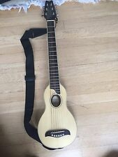 Washburn Rover RO10 Travel Guitar with Case and Strap