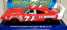 SCALEXTRIC C3423 DODGE CHARGER DAYTONA BOBBY ISAAC #71 DPR  1/32 SLOT CAR