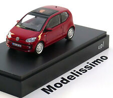 1:43 Schuco VW UP! 2012 red