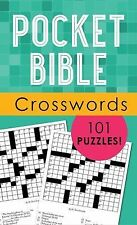 Inspirational Book Bargains Ser.: Pocket Bible Crosswords : 101 Puzzles! by...