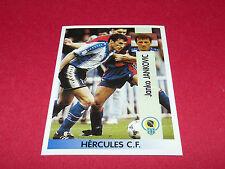 JANKO JANKOVIC HERCULES CF PANINI LIGA 96-97 ESPANA 1996-1997 FOOTBALL