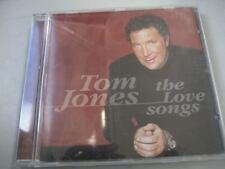 TOM JONES - THE LOVE SONGS - CD Album*