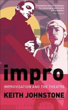 Impro : Improvisation and the Theatre by Keith Johnstone (1988, Paperback)