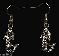 Hand Made Mermaid Earrings