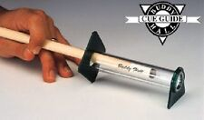 Billiard Stroke Training Aid - Buddy Hall Cue Guide