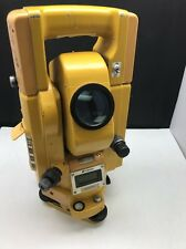 Topcon Gts-3b Total Station Surveying