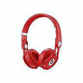 Beats by Dr. Dre Mixr Headphones - Red