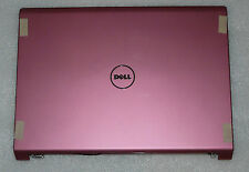 NEW GENUINE DELL STUDIO 1735 1736 1737 PINK LID COVER HINGES BUTTON P565X N502H