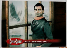 Captain scarlet-carte de #11, le mal incarné... instoppable