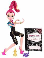 Monster High 13 Wishes Gigi Grant Doll SULTAN  STING Pet Scorpion