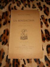 LA BÉNÉDICTION - Poème de François Coppée - Lemerre