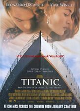 Titanic Cinema 1998 Magazine Advert #3371