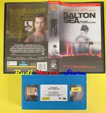 film VHS SALTON SEA INCUBI E MENZOGNE 2002 WARNER copia noleggio (F40) no dvd