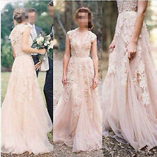 Wedding Dresses in Color:Pink Designer/Brand:Unbranded Material ...