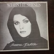Sheena Easton When He Shines / Right Or Wrong Pic Sleeve EMI
