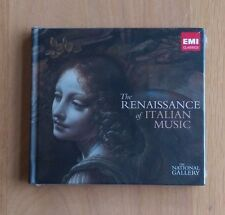The Renaissance of Italian Music - New Sealed Double CD