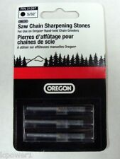 "[ORG] [31397] Oregon 5/32"" Chainsaw Sharpening Stones Set Of 3"