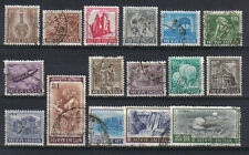INDIA 1965-8 NEAR COMPLETE SET TO 10R SCOTT #405/422 USED