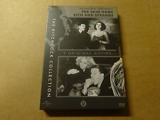 DVD / THE SKIN GAME + RICH AND STRANGE (Alfred Hitchcock)