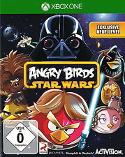 Microsoft XBox One Spiel Angry Birds Star Wars
