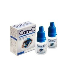 Can-c Eye-drops One Box: Contains 2 bottles-5ml vials each