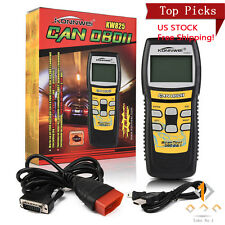 KW825 EOBD CAN OBDII OBD2 Car Code Reader Diagnostic Scan Tool Fault Scanner TO