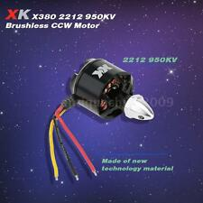 XK X380-009 2212 950KV Brushless CCW Motor for X380 RC Quadcopter L8C0
