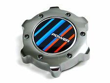 BMW 1 3 4 5 6 7 Z3 SERIES POWER BBRT BILLET ALUMINUM GUN METAL ANODIZED OIL CAP