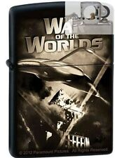 Zippo 9199 the war of the worlds Lighter with PIPE INSERT PL