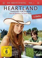 Heartland - Paradies für Pferde - Staffel 2.1 (2012) 3er DVD Box im Pappschuber