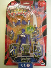 POWER RANGERS JUNGLE FURY JAGUAR RANGER TRASFORMABILE ANIMALE  12 CM