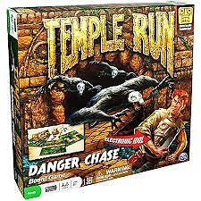 NEW Temple Run Danger Chase Board Game