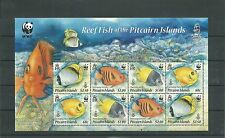 Pitcairn Isl. 2010 Reef fish SGMS811 mnh.