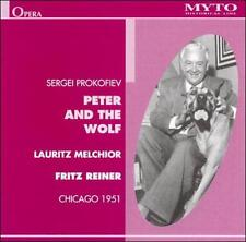 Prokofiev: Peter and the Wolf [Prokofiev, Sergei] [8014399501095] New CD