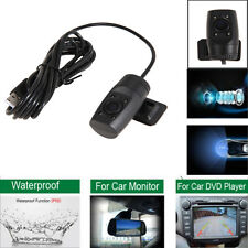 Car Waterproof Reverse Rear View Night Vision Camera for Android GPS W/ USB DVR