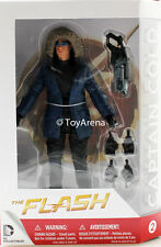 DC Collectibles CW TV Show Flash Captain Cold Action Figure FREE Shipping
