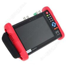 "IPC9800ADHS 7"" Touch Screen CVBS IP+AHD/CVI/TVI+SDI+Analogy Camera Tester UTP"